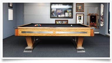 Pool Table Man - How wide is a pool table